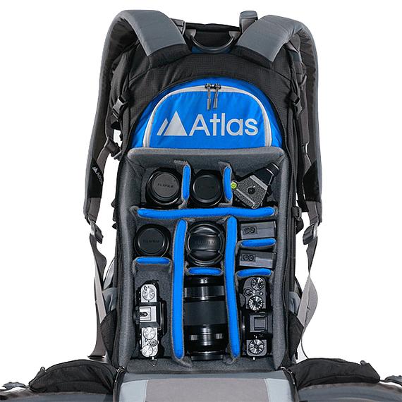 Mochila Atlas Packs Athlete Pack 40L Negro- Image 6
