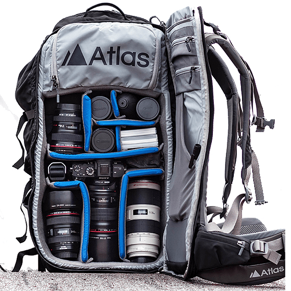 Mochila Atlas Packs Adventure Pack 70L- Image 13