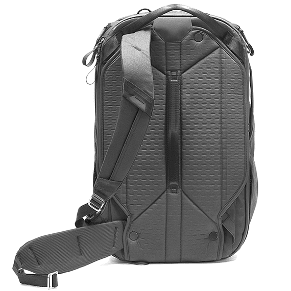 Mochila Peak Design Travel Backpack 45L Negro- Image 5