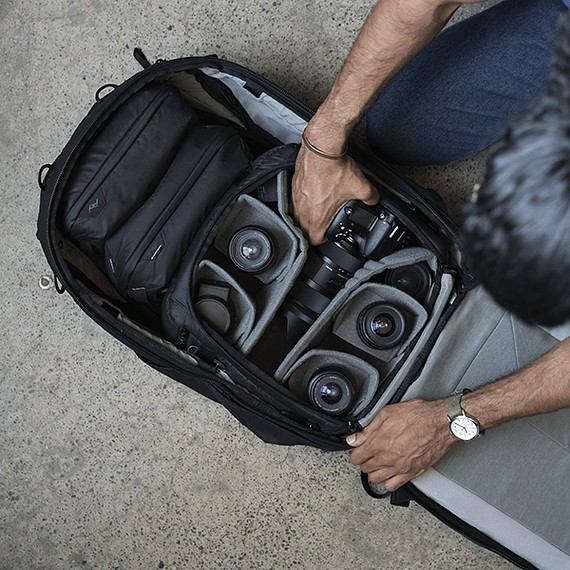 Bolso Peak Design Camera Cube para Travel Backpack Small- Image 4