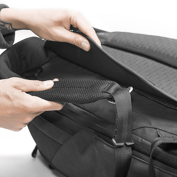 Mochila Peak Design Travel Backpack 45L Negro- Image 12