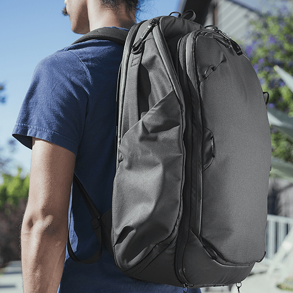 Mochila Peak Design Travel Backpack 45L Negro- Image 34