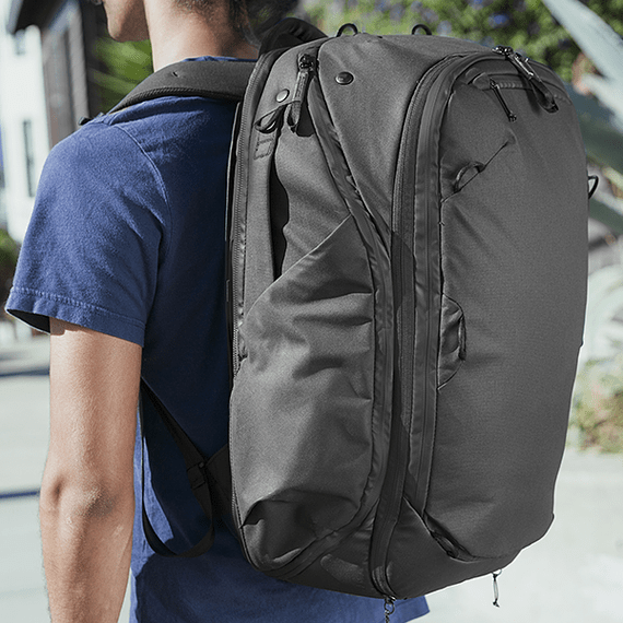 Mochila Peak Design Travel Backpack 45L Negro- Image 37