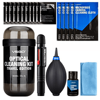 Kit Limpieza Óptica Travel Edition VSGO