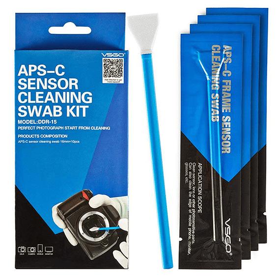 Paletas Limpia Sensor VSGO para Cámara APS-C- Image 1