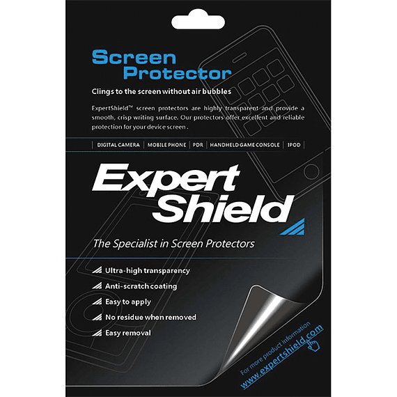 Protector Pantalla Expert Shield Crystal Clear Sony- Image 3