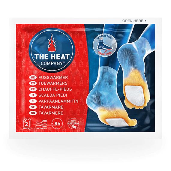 Calienta Pies Desechable The Heat Company Toewarmer / 1 par- Image 1