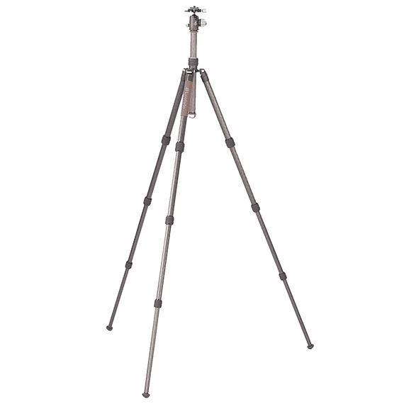 Trípode Carbono Leofoto Serie LX con Cabezal 4 Sec. LX-324CT- Image 6