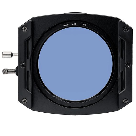 Portafiltros NiSi 75mm M75 con Polarizador- Image 1