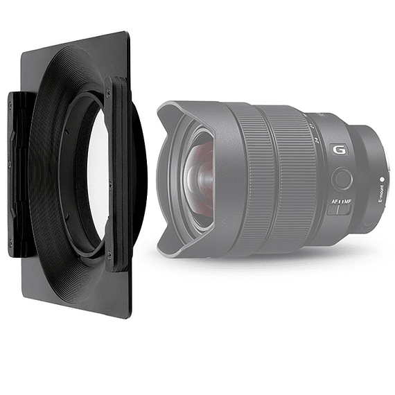 Portafiltros NiSi 150mm Q para Sony FE 12-24mm f4 G- Image 3