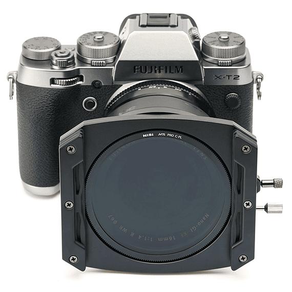 Portafiltros NiSi 75mm M75 con Polarizador- Image 9