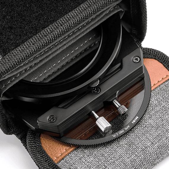 Portafiltros NiSi 75mm M75 con Polarizador- Image 10