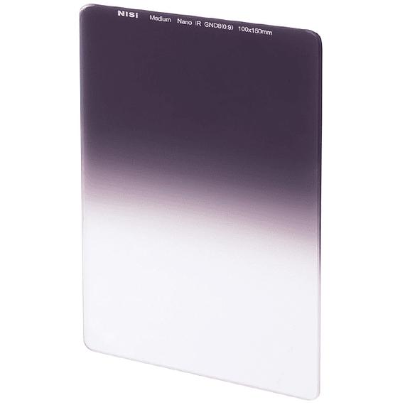 Filtro NiSi PRO Nano Medium IR GND8 (0,9) 3 pasos 100mm- Image 1