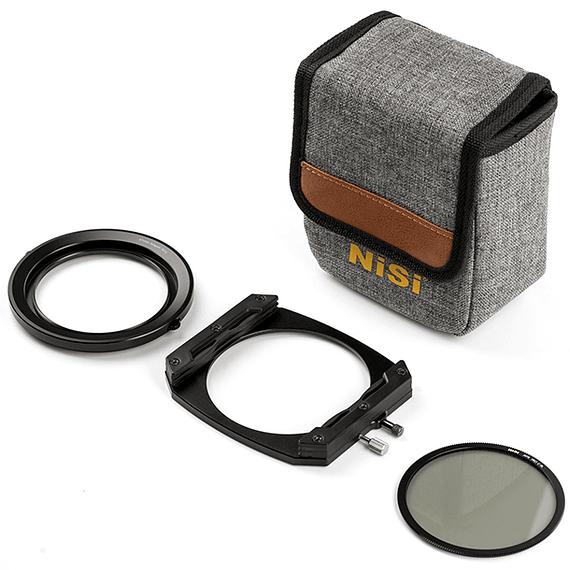 Portafiltros NiSi 75mm M75 con Polarizador- Image 14