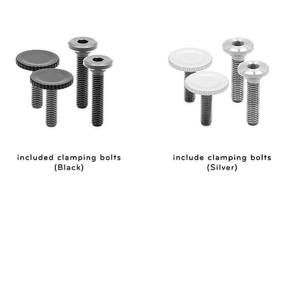 Clip Capture V3 Peak Design con Standard Plate Plateado- Image 15