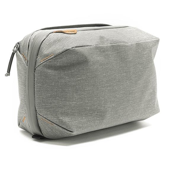 Bolso Peak Design Wash Pouch Gris Verde- Image 1