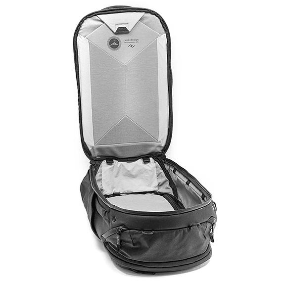 Mochila Peak Design Travel Backpack 45L Gris Verde- Image 2