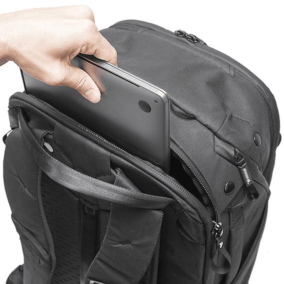 Mochila Peak Design Travel Backpack 45L Gris Verde- Image 8