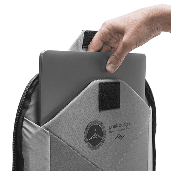 Mochila Peak Design Travel Backpack 45L Gris Verde- Image 9