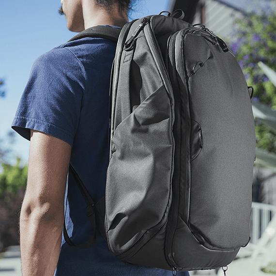 Mochila Peak Design Travel Backpack 45L Gris Verde- Image 34