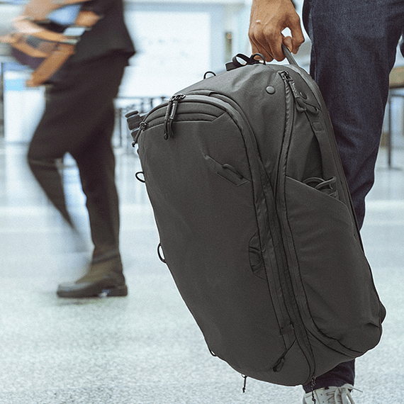 Mochila Peak Design Travel Backpack 45L Gris Verde- Image 40