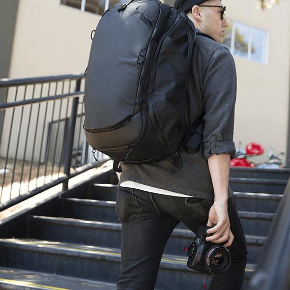 Mochila Peak Design Travel Backpack 45L Gris Verde- Image 41