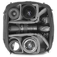 Bolso Peak Design Camera Cube para Travel Backpack Medium