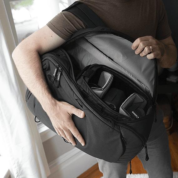 Bolso Peak Design Camera Cube para Travel Backpack Medium- Image 3