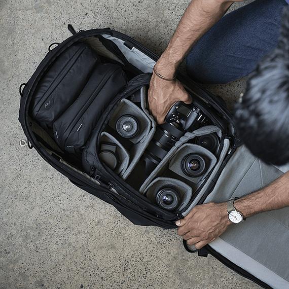Bolso Peak Design Camera Cube para Travel Backpack Medium- Image 4