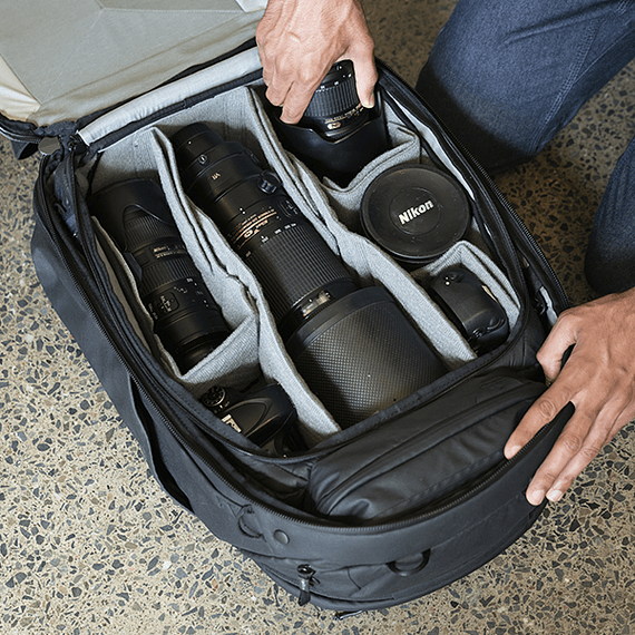 Bolso Peak Design Camera Cube para Travel Backpack Medium- Image 5