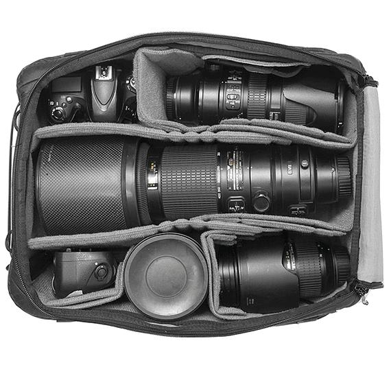 Bolso Peak Design Camera Cube para Travel Backpack Large- Image 1