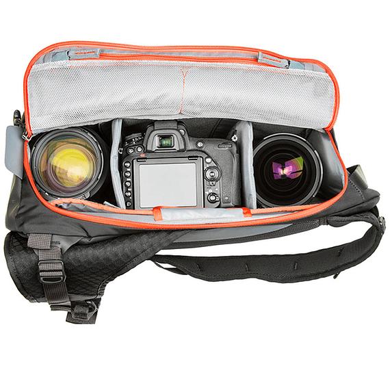 Bolso MindShift PhotoCross 13 Naranjo- Image 5