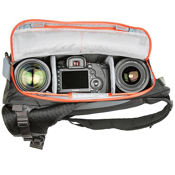Bolso MindShift PhotoCross 13 Naranjo- Image 6