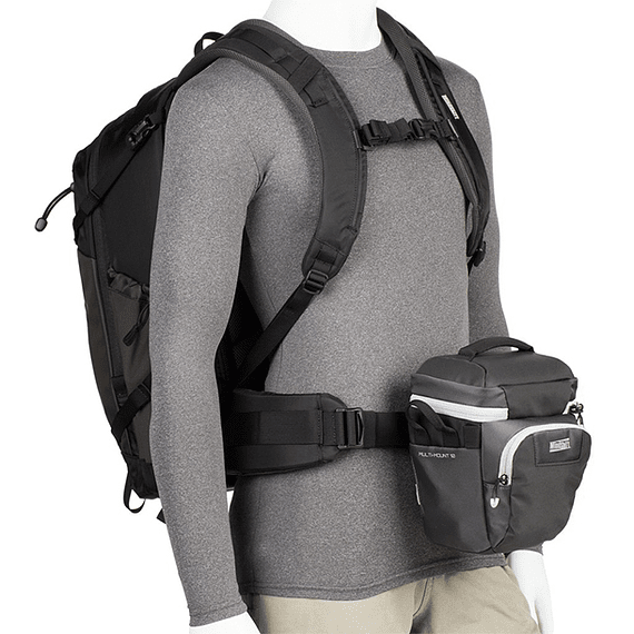 Bolso MindShift Outbound Holster 10 Gris- Image 10