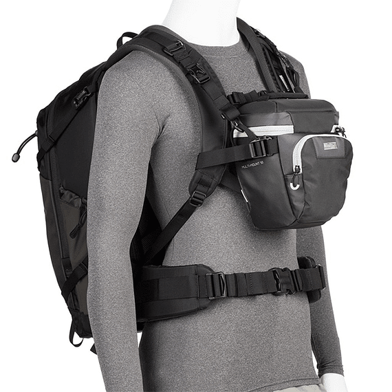 Bolso MindShift Outbound Holster 10 Gris- Image 7