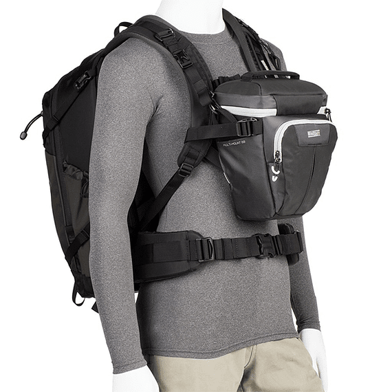 Bolso MindShift Outbound Holster 20 Gris- Image 7