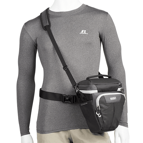 Bolso MindShift Outbound Holster 20 Gris- Image 10