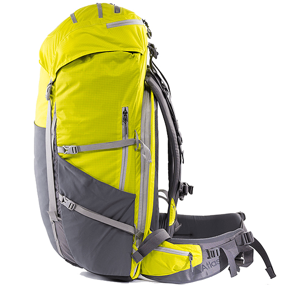 Mochila Atlas Packs Athlete Pack 40L Amarillo- Image 2