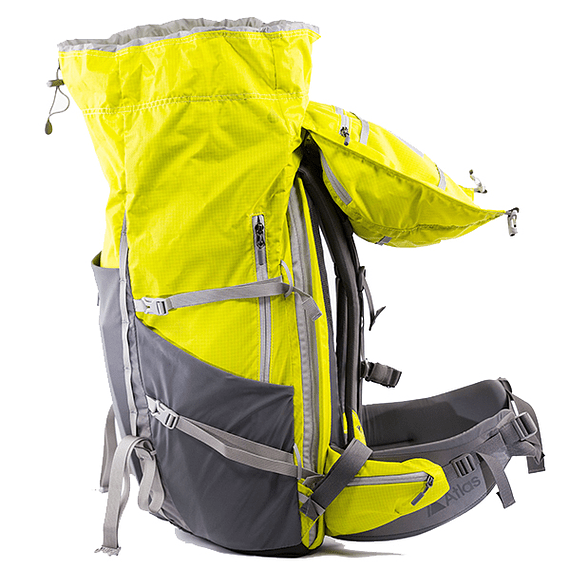Mochila Atlas Packs Athlete Pack 40L Amarillo- Image 3