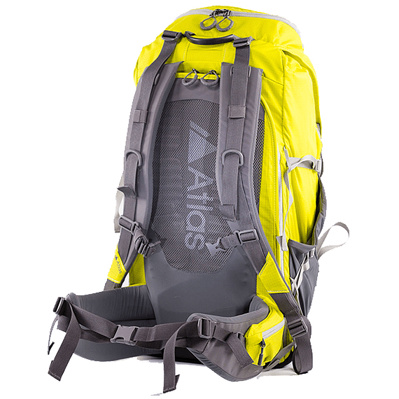Mochila Atlas Packs Athlete Pack 40L Amarillo- Image 4
