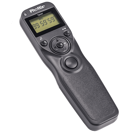 Intervalómetro Phottix Taimi para Canon, Nikon, Sony, Fuji, entre otros- Image 1