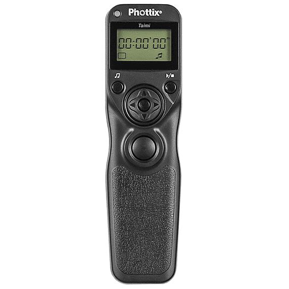 Intervalómetro Phottix Taimi para Canon, Nikon, Sony, Fuji, entre otros- Image 2