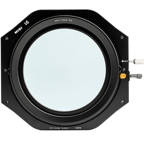 Portafiltros Profesional NiSi 100mm V6 con Polarizador- Image 2