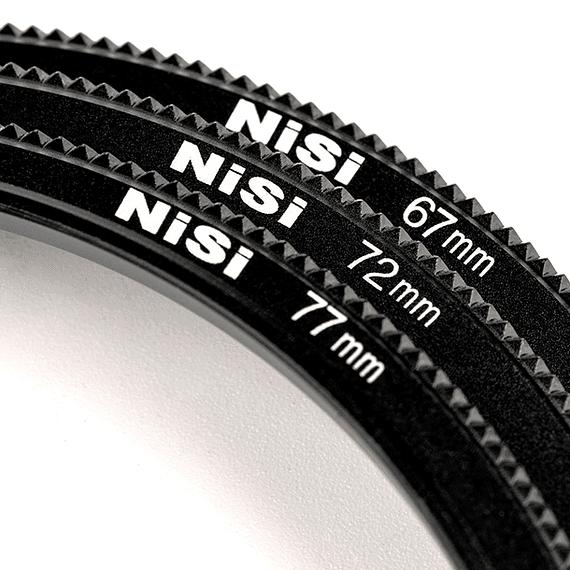 Portafiltros Profesional NiSi 100mm V6 con Polarizador- Image 10