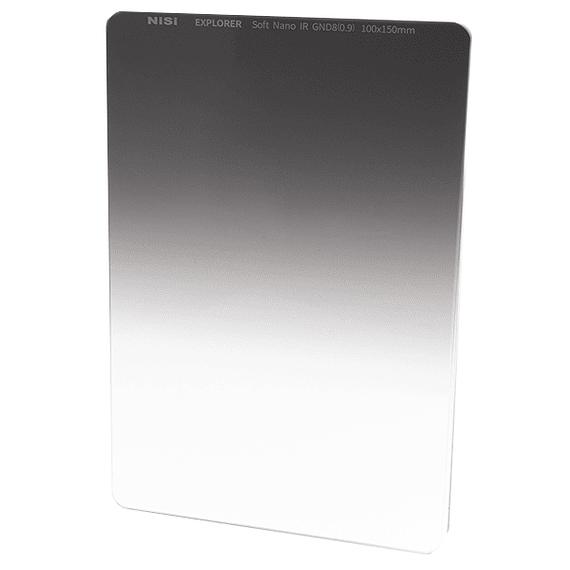 Filtro NiSi Explorer Collection Nano Soft IR GND8 (0,9) 3 pasos 100mm- Image 2