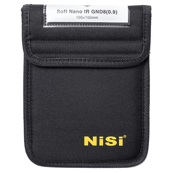 Filtro NiSi Explorer Collection Nano Soft IR GND8 (0,9) 3 pasos 100mm- Image 3