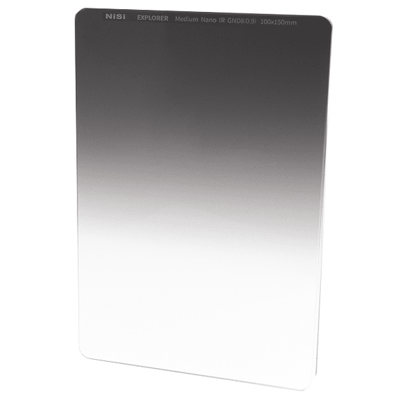 Filtro NiSi Explorer Collection Nano Medium IR GND8 (0,9) 3 pasos 100mm- Image 2