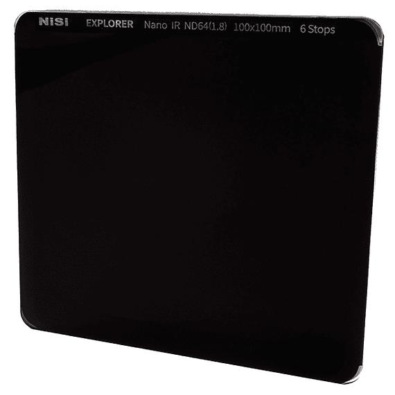 Filtro NiSi Explorer Collection Nano ND64 IR 6 pasos 100mm- Image 2