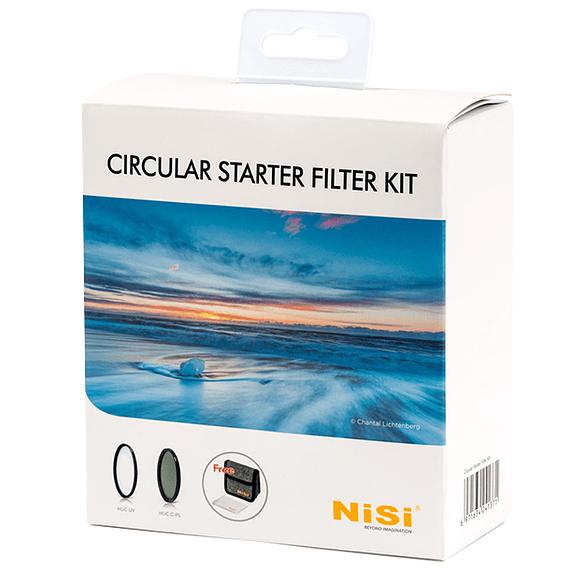 Filtro NiSi Circular Starter Filter Kit- Image 1