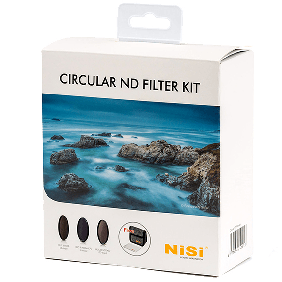 Filtro NiSi Circular ND Filter Kit- Image 1